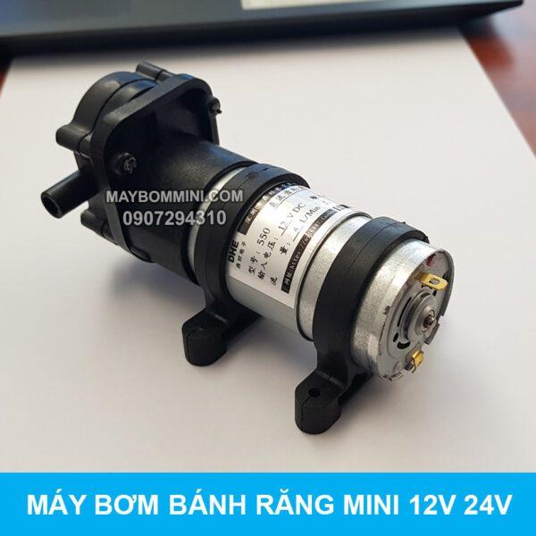 May Bom Nuoc Mini Dung Banh Rang