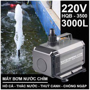 May Bom Nuoc Thai 220V HQB 3500