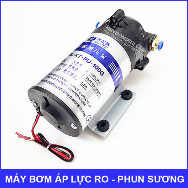 May Bom Phun Suong Cao Cap Chinh Hang 100G