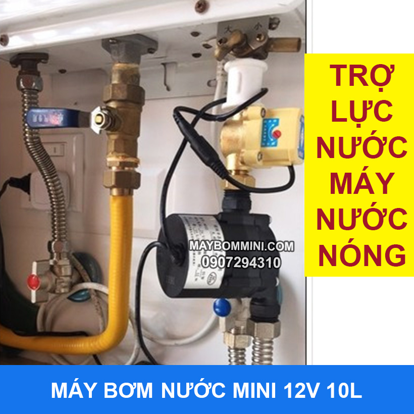 May Bom Tang Ap Tro Luc Mini