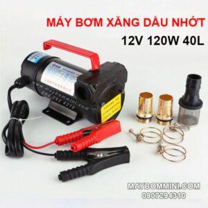 May Bom Xang Dau Nhot