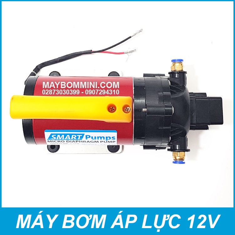 May Rua Xe Mini 12v 120w GL120