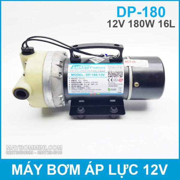 May Rua Xe Mini Ap Luc 12v 180w Smartpumps
