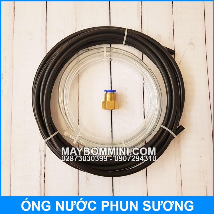 Ong Nuoc Phun Suong