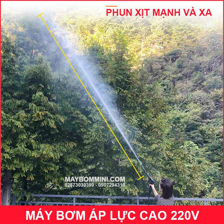 Phun Xit Ap Luc Cao