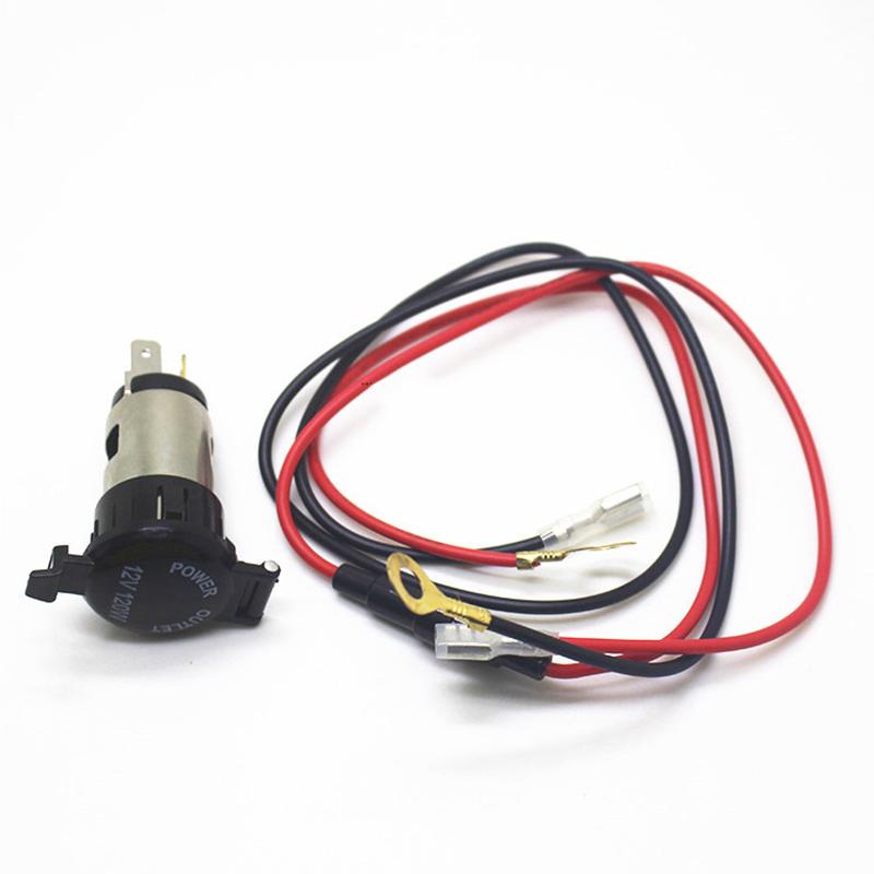 Power Outlet 12v 120w