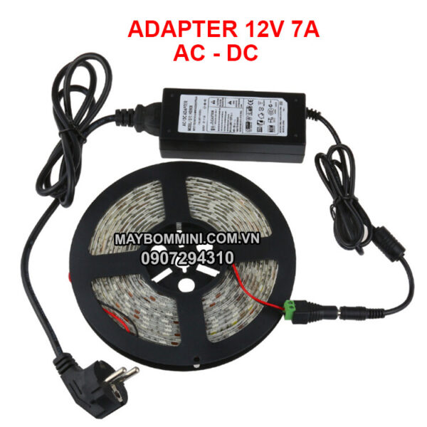 Su Dung Adapter 12v