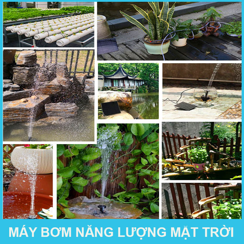 Su Dung Bom Bang Nang Luong Mat Troi