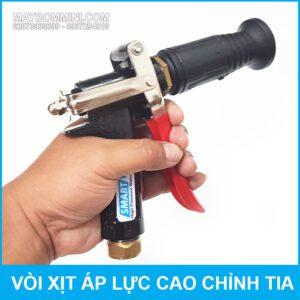 Sung Kim Loai Mo Vit Chinh Tia Ap Luc Cao 22mm
