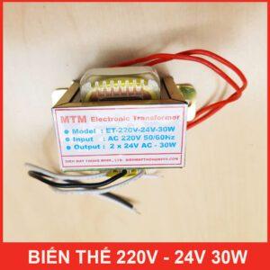 Tang Pho 220v 24v 30w Gia Re