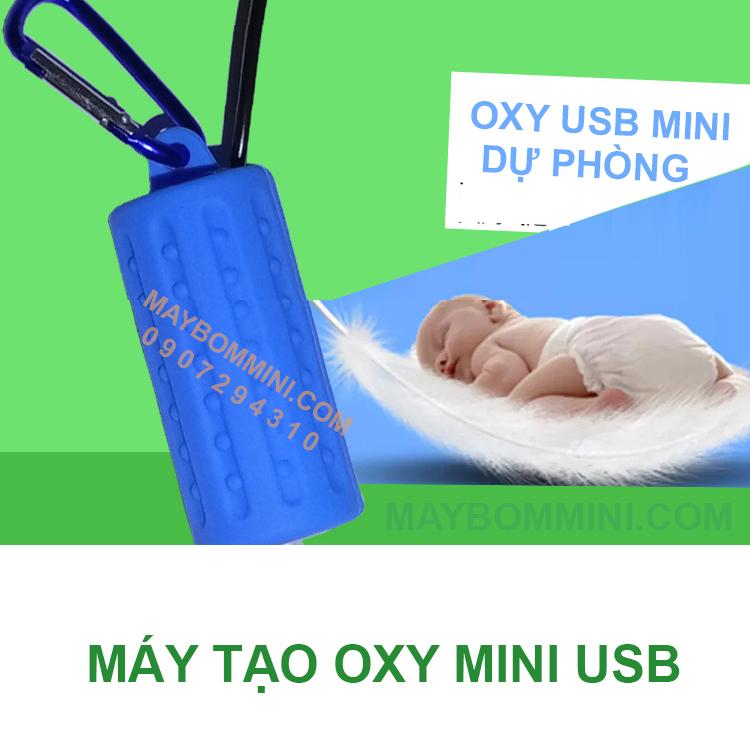 Tao Oxy Mini Du Phong Ho Ca