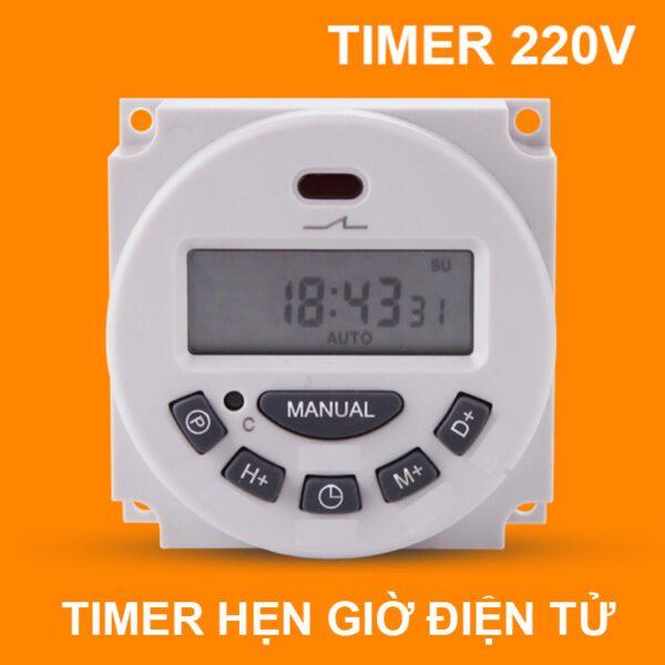 Timer Hen Gio 220v