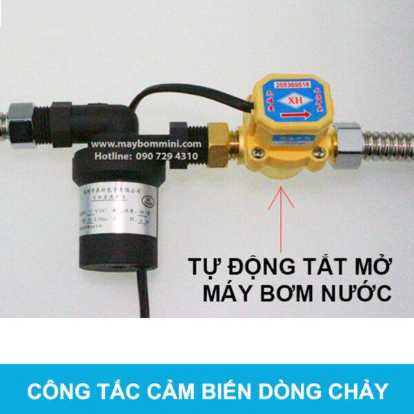 Tu Dong Tat Mo May Bom Nuoc12V 24V