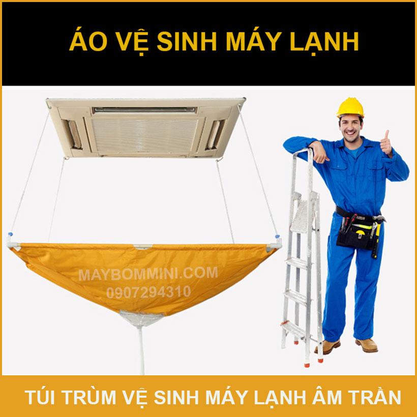 Tui Trum Ve Sinh May Lanh Am Tran Q536