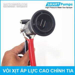 Voi Xit Mo Vit Ap Luc Cao Kiim Loai Smartpumps
