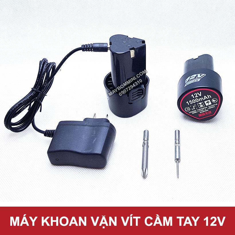 Phu Kien May Khoan Van Vit Pin Cam Tay