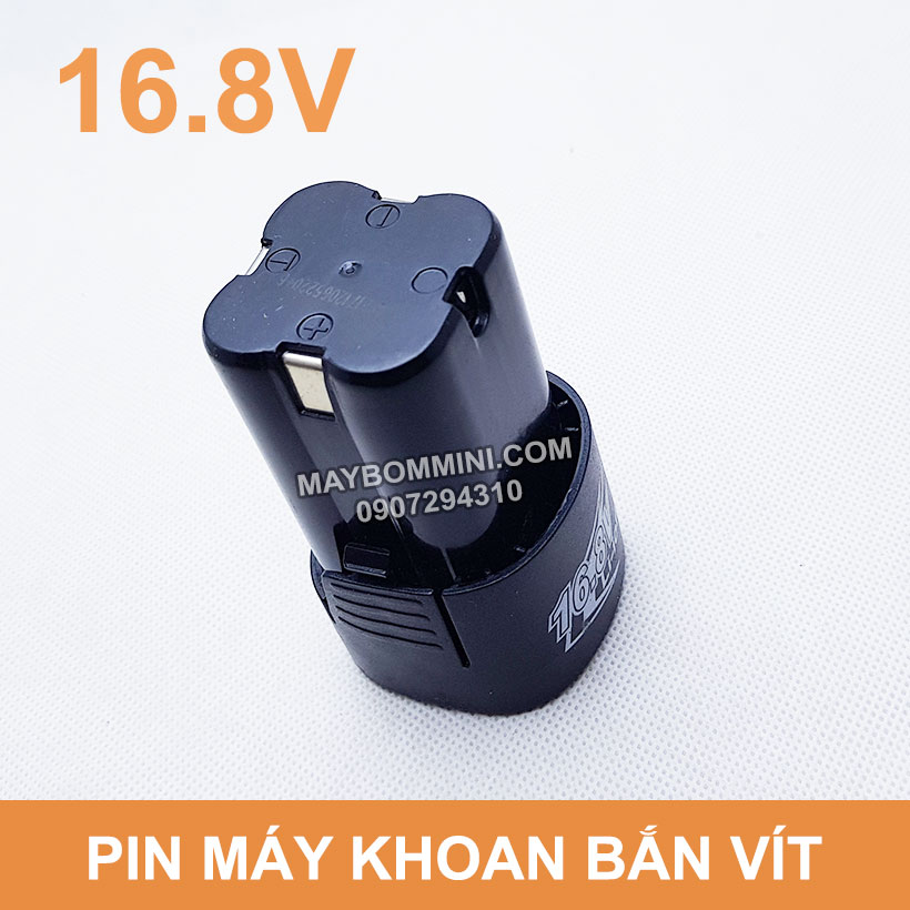 Pin May Khoan Ban Vit 16v Gia Re
