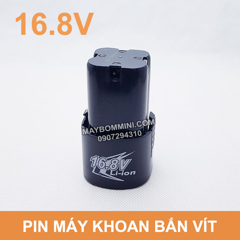 Pin May Khoan Sung Ban Vit 16.8v