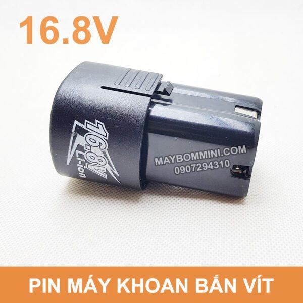 Pin Sac 16.8v May Khoan Cam Tay