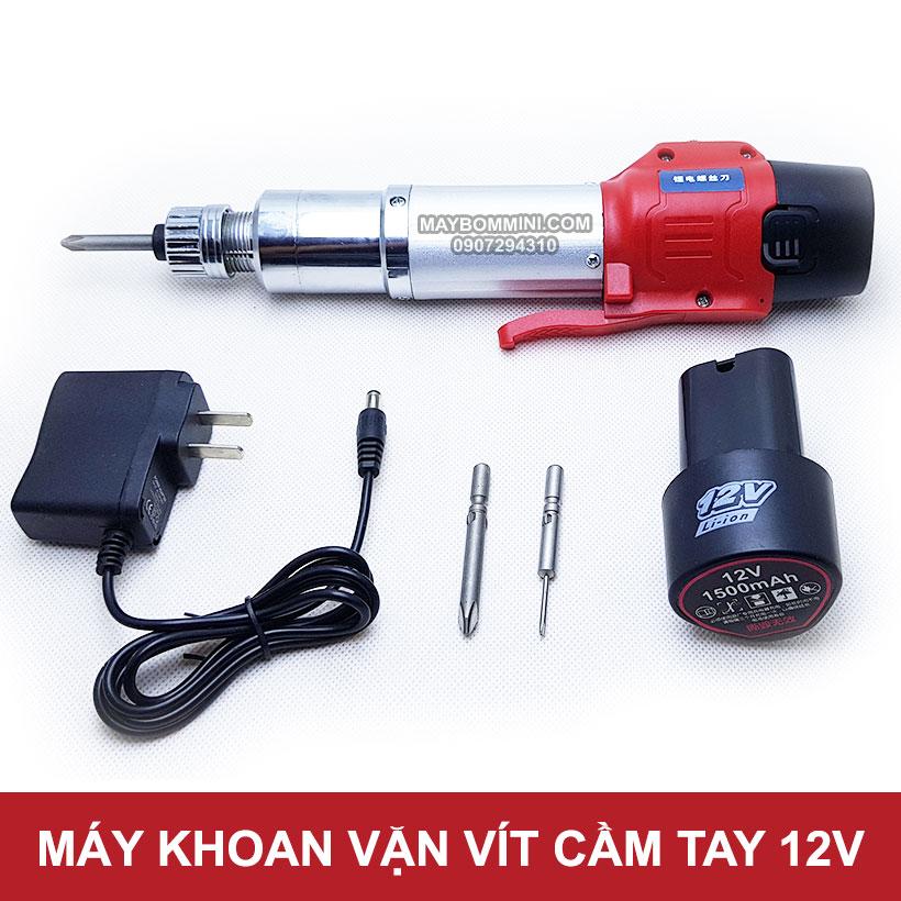 Van Vit Cam Tay Bang Pin Gia Re