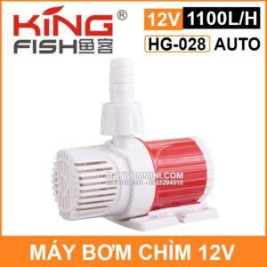 Ban May Bom Chim King 12V 20W HG 028