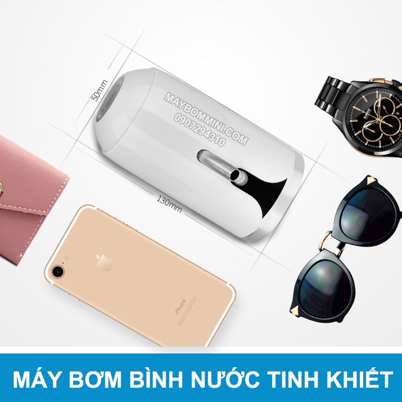 Bom Lay Luon Tu Binh Nuoc 20l