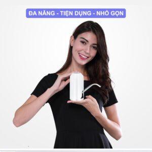 Bom Nuoc Binh Tinh Khiet Nong Lanh