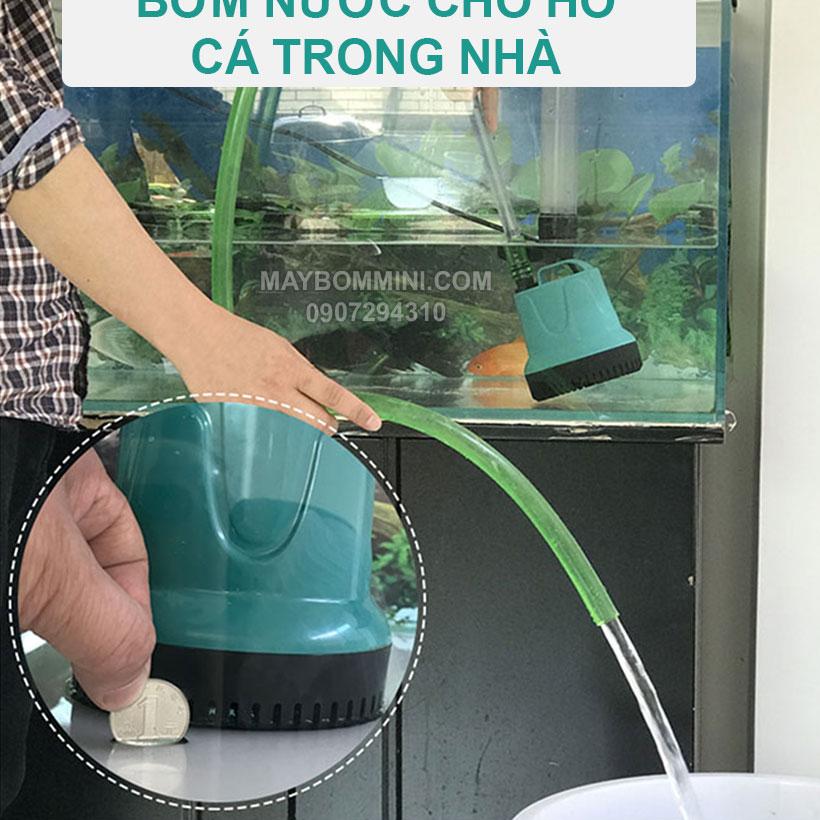 Bom Nuoc Thai Loc Nuoc Ho Ca