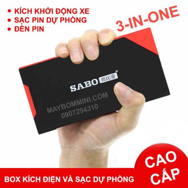 Box Du Phong Khoi Dong Xe May Oto 3 Trong 1