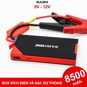 Box Kich Dien Du Phong O To Xe May 12V Lazada