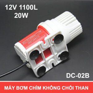 May Bom Chim Ho Ca 12v Dc 02b