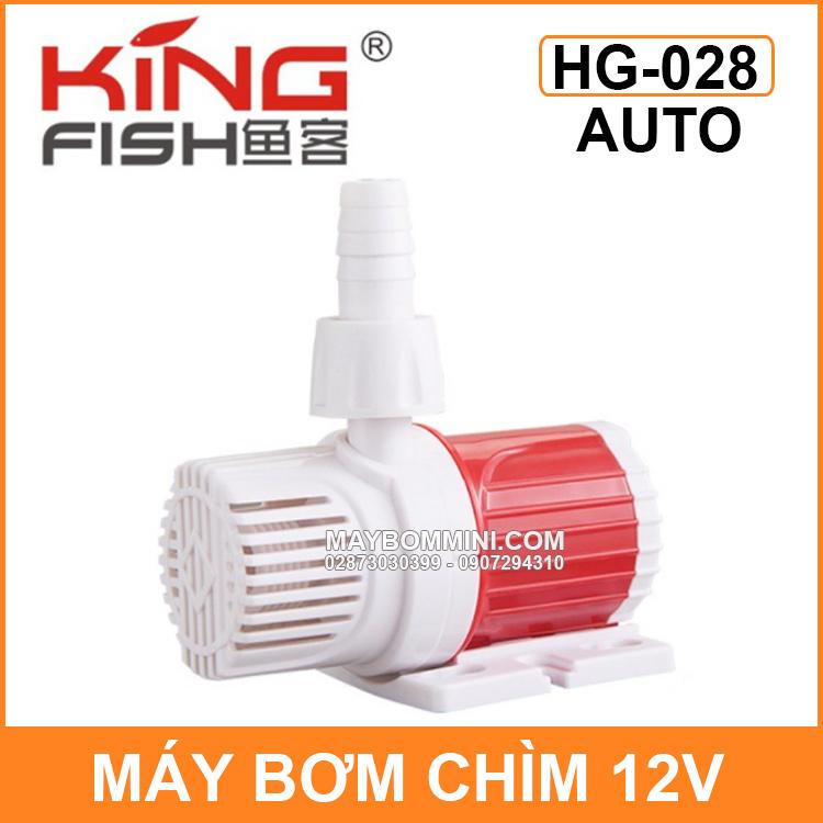 May Bom Ho Ca Hon Non Bo 12v HG 028 Gia Re