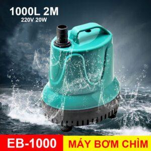 May Bom Ho Ca Hon Non Bo EB 1000 220v 1000l Lazada