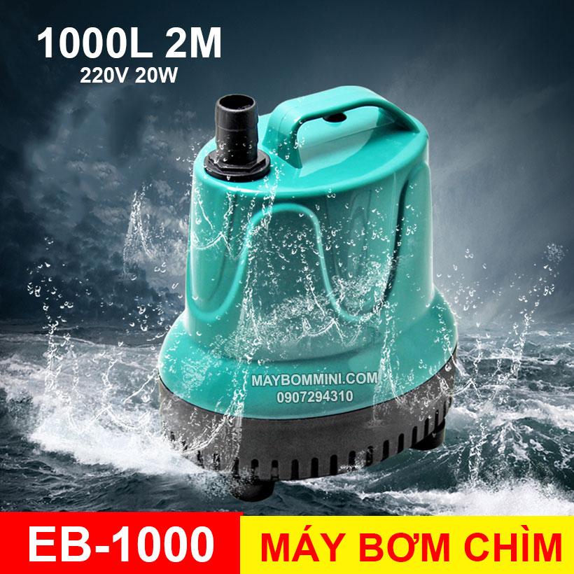 May Bom Ho Ca Hon Non Bo EB 1000 220v 1000l