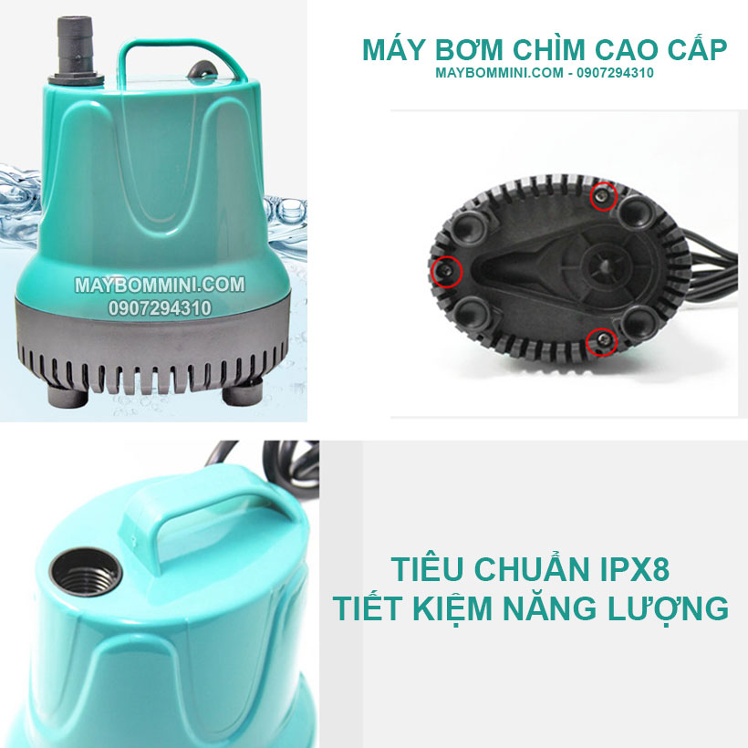 May Bom Ho Ca Hon Non Bo Mini 220v