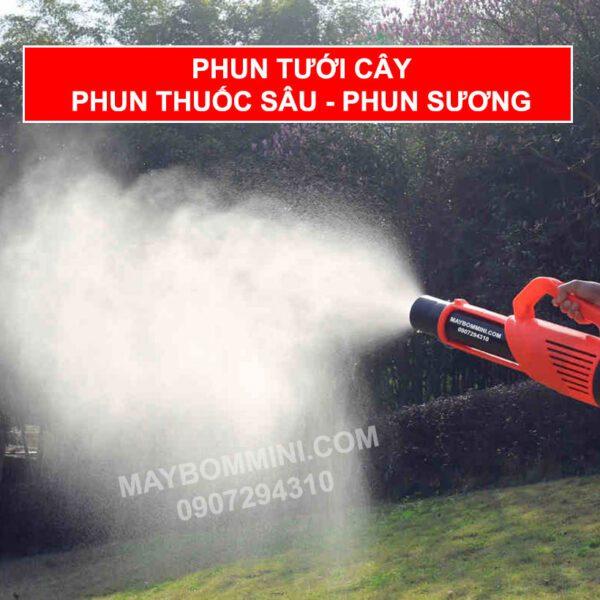May Phun Tuoi Cay Phun Thuoc Sau Phun Suong