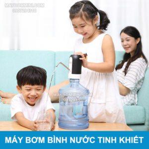 Su Dung May Bom Nuoc Binh 20l