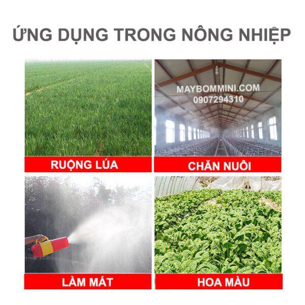 Ung Dung Phun Thuoc Sau Trong Nong Nghiep