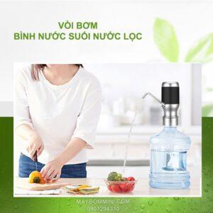 Voi Bom Binh Nuoc Nha Bep