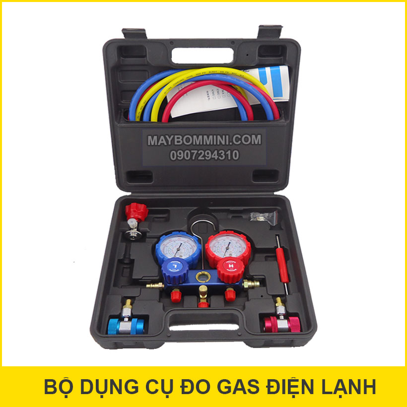 Ban Bo Do Gas Thiet Bi Dien Lanh