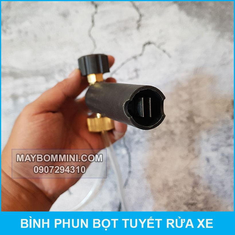 Bec Phun Mo Vit Bot Tuyet