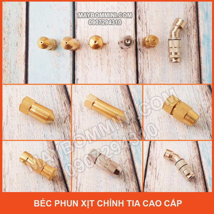 Bec Phun Xit Chinh Tia Cao Cap