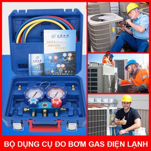 Bo Nap Do Gas May Lanh