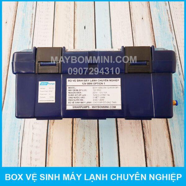 Box Ve Sinh May Lanh Chuyen Nghiep Gia Dinh