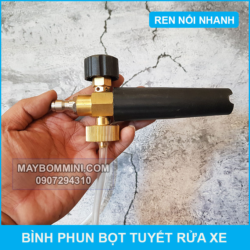 Dau Phun Bot Tuyet