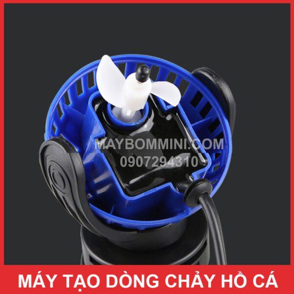 Dong Co May Bom Tao Dong Chay