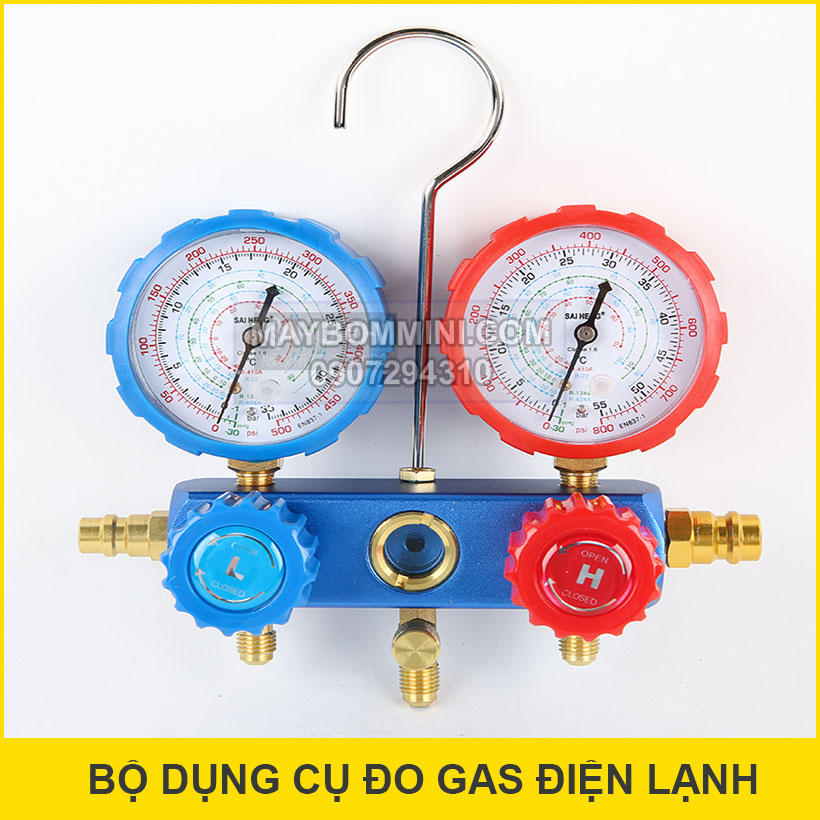 Dong Ho Do Gas May Lanh