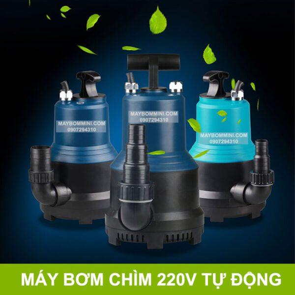 May Bom Chim 220v Tu Dong