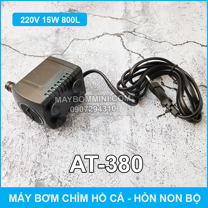 May Bom Nuoc Mini AT 380