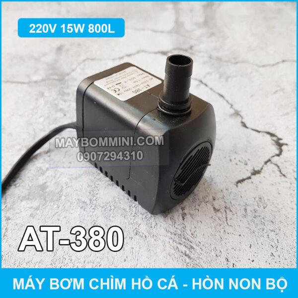 May Bom Thac Nuoc Hon Non Bo 220v